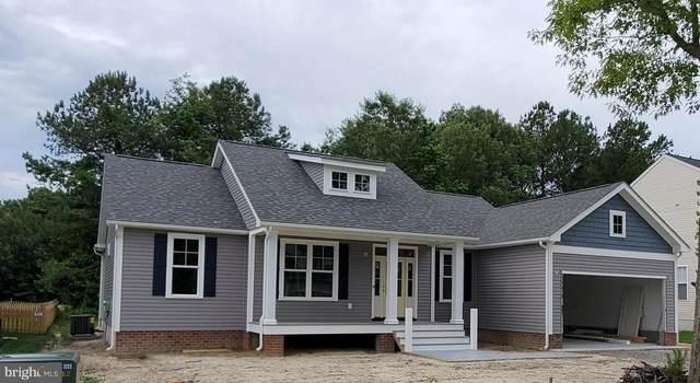 106 Azalea, COLONIAL BEACH, VA 22443 (#VAWE118592) :: The Riffle Group of Keller Williams Select Realtors