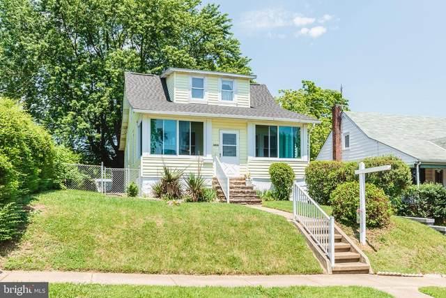 3406 Roselawn Avenue, BALTIMORE, MD 21214 (#MDBA554262) :: Eng Garcia Properties, LLC