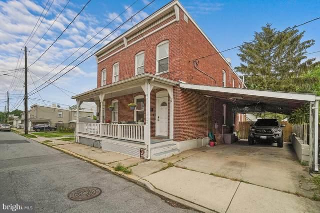 5 Hamilton Avenue, FREDERICK, MD 21701 (#MDFR283910) :: RE/MAX Advantage Realty