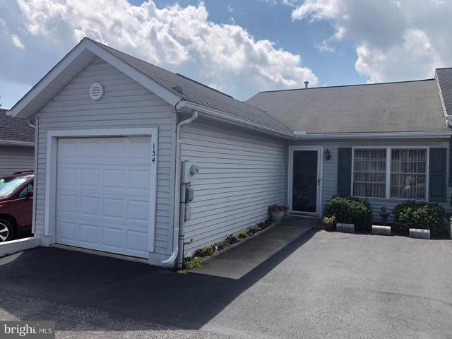 134 Country Ridge Drive, RED LION, PA 17356 (#PAYK160024) :: LoCoMusings