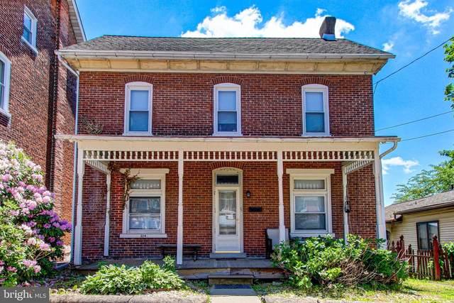 304 W 4TH Street, EAST GREENVILLE, PA 18041 (#PAMC696440) :: Erik Hoferer & Associates