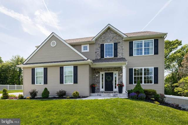 1340 Faucett Drive, WEST CHESTER, PA 19382 (#PACT538670) :: RE/MAX Main Line