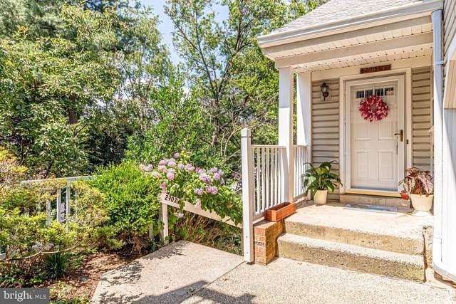 2903 S Woodley Street F, ARLINGTON, VA 22206 (#VAAR183120) :: The Yellow Door Team
