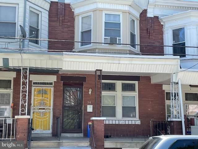 34-PASTORIUS E Pastorius Street, PHILADELPHIA, PA 19144 (#PAPH1025490) :: Nesbitt Realty