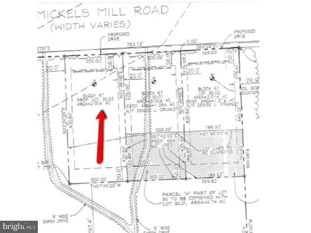 L:30 03 Mickels Mill Road, QUINTON, NJ 08302 (#NJSA142154) :: Erik Hoferer & Associates