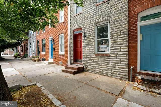 1814 Gough Street, BALTIMORE, MD 21231 (#MDBA554282) :: Arlington Realty, Inc.