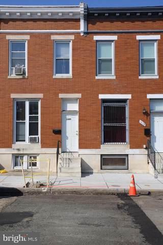 1605 Darley Avenue, BALTIMORE, MD 21213 (#MDBA554290) :: Eng Garcia Properties, LLC