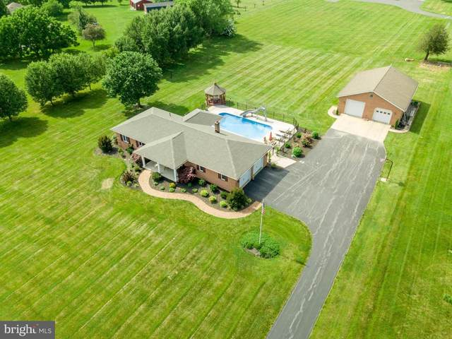 54 Dove Lane, FALLING WATERS, WV 25419 (#WVBE186658) :: Dart Homes
