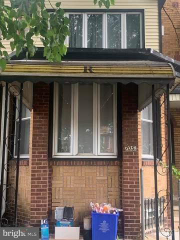 7053 Forrest Avenue, PHILADELPHIA, PA 19138 (#PAPH1025536) :: Century 21 Dale Realty Co