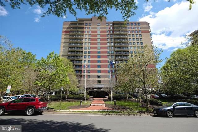 801 N Pitt Street #905, ALEXANDRIA, VA 22314 (#VAAX260880) :: Nesbitt Realty