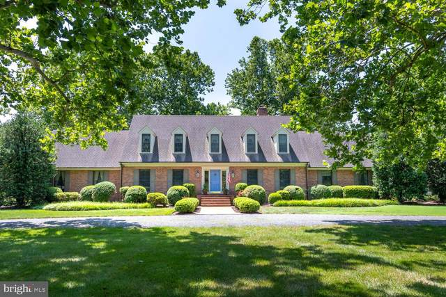 27419 Oxford Road, OXFORD, MD 21654 (#MDTA141400) :: Jacobs & Co. Real Estate