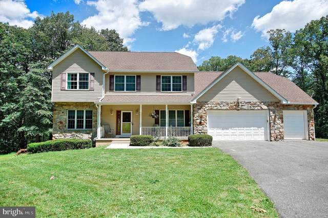 4542 Oak Ridge Drive, STREET, MD 21154 (#MDHR261038) :: Betsher and Associates Realtors