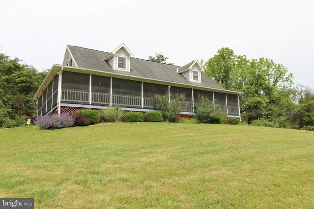750 Whitetail Crossing Road, AUGUSTA, WV 26704 (#WVHS115826) :: Berkshire Hathaway HomeServices McNelis Group Properties