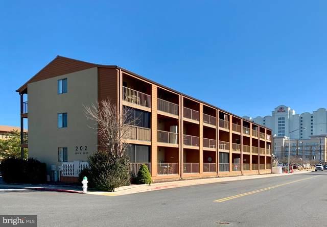 202 32ND Street #306, OCEAN CITY, MD 21842 (#MDWO123070) :: The Matt Lenza Real Estate Team