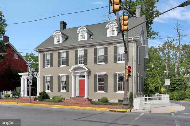52 North Main Street, MERCERSBURG, PA 17236 (#PAFL180376) :: The Joy Daniels Real Estate Group