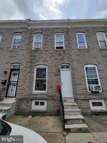 3405 Noble Street, BALTIMORE, MD 21224 (#MDBA554318) :: Bowers Realty Group