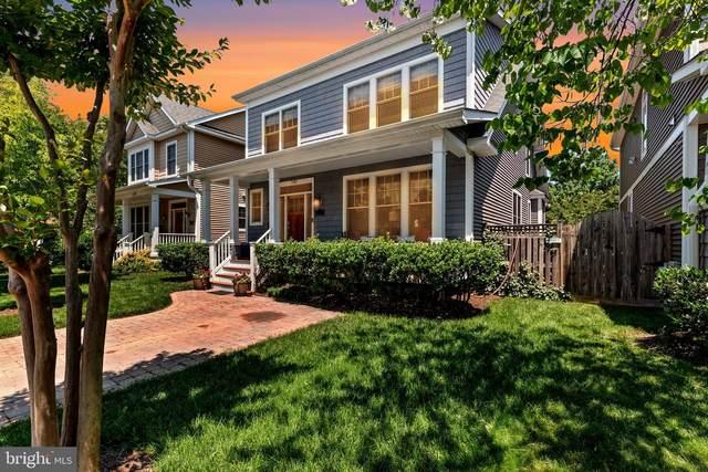 141 Jefferson Street, ANNAPOLIS, MD 21403 (#MDAA471230) :: Dart Homes