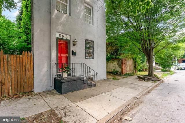 583 Orchard Street, BALTIMORE, MD 21201 (#MDBA554320) :: Sunrise Home Sales Team of Mackintosh Inc Realtors