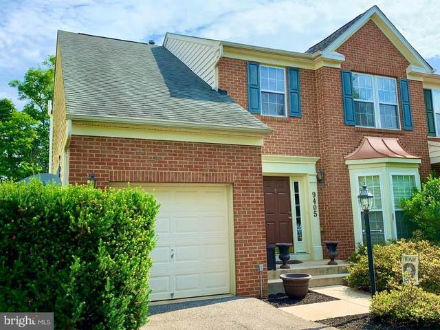 9405 Morning Dew Drive, HAGERSTOWN, MD 21740 (#MDWA180358) :: Dart Homes