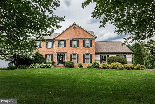 345 Copley Drive, LANCASTER, PA 17601 (#PALA183636) :: TeamPete Realty Services, Inc