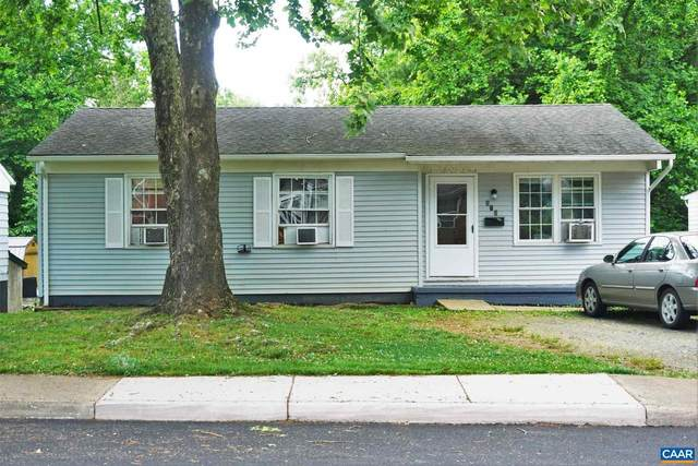 510 Rougemont Avenue, CHARLOTTESVILLE, VA 22902 (#618444) :: The Gus Anthony Team