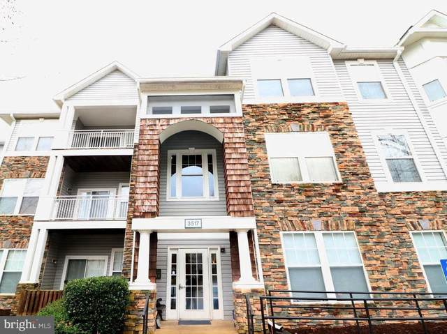 3517 Piney Woods Place E-301, LAUREL, MD 20724 (#MDAA471248) :: RE/MAX Advantage Realty
