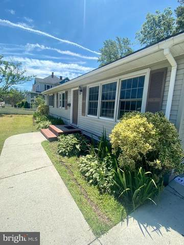 107 Columbia Avenue, CRISFIELD, MD 21817 (#MDSO104964) :: The Dailey Group