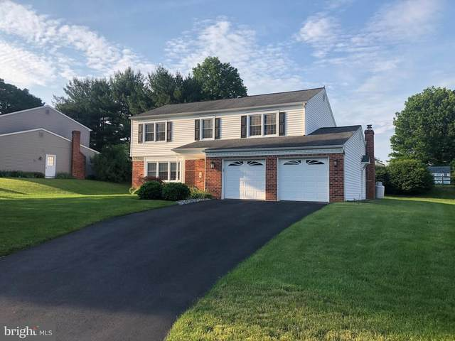 1715 Harness Dr S, WARRINGTON, PA 18976 (#PABU529774) :: Better Homes Realty Signature Properties