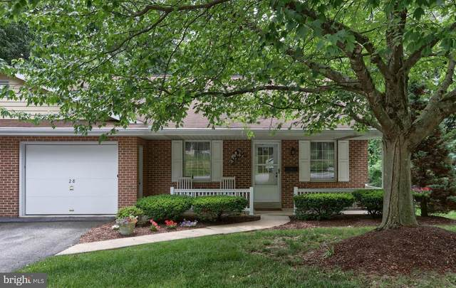 28 Timber Villa, ELIZABETHTOWN, PA 17022 (#PALA183650) :: Iron Valley Real Estate