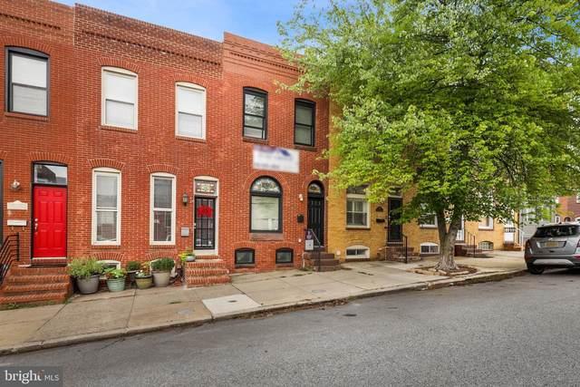 708 S Clinton Street, BALTIMORE, MD 21224 (#MDBA554348) :: Jennifer Mack Properties