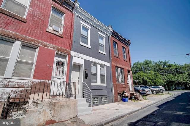2522 N Opal Street, PHILADELPHIA, PA 19132 (#PAPH1025638) :: RE/MAX Main Line