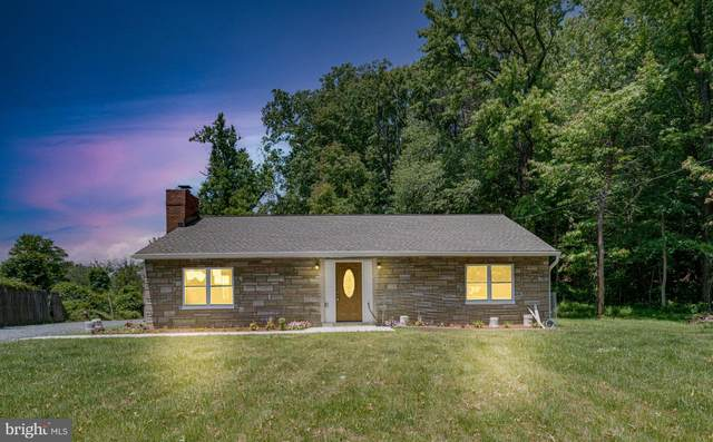 1517 Ritchie Road, DISTRICT HEIGHTS, MD 20747 (#MDPG609460) :: Berkshire Hathaway HomeServices McNelis Group Properties