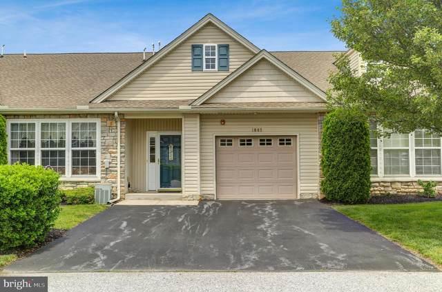 1007 S Marshview Road, STEWARTSTOWN, PA 17363 (#PAYK160072) :: Century 21 Dale Realty Co