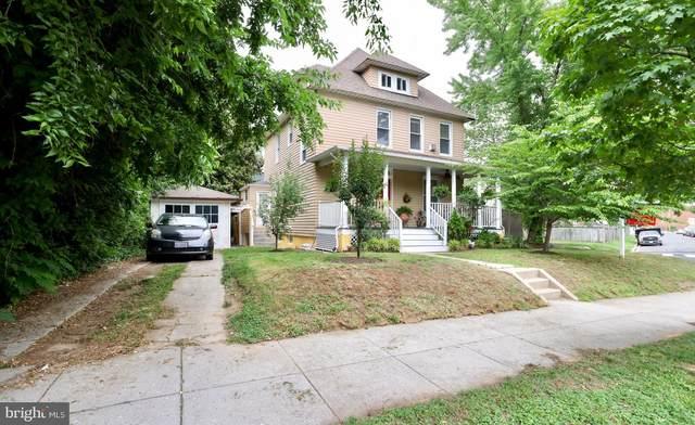 1648 Hamlin Street NE, WASHINGTON, DC 20018 (#DCDC525724) :: Integrity Home Team