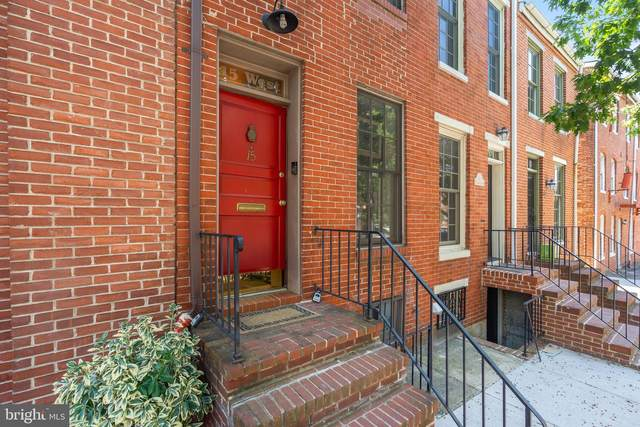 15 W Montgomery Street, BALTIMORE, MD 21230 (#MDBA554364) :: The Dailey Group