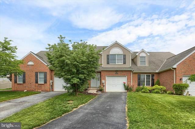 447 Society Hill Circle, MOUNTVILLE, PA 17554 (#PALA183666) :: The Craig Hartranft Team, Berkshire Hathaway Homesale Realty