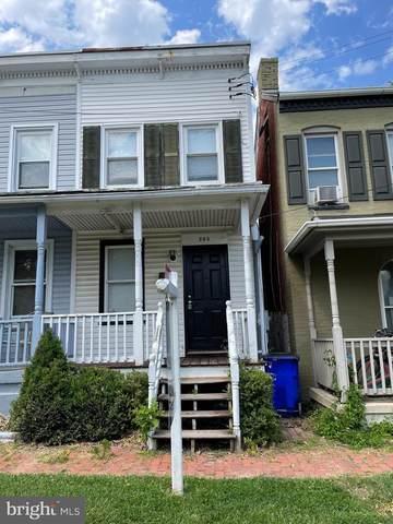 203 Maple Avenue, FREDERICK, MD 21701 (#MDFR283960) :: Sunrise Home Sales Team of Mackintosh Inc Realtors