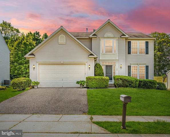 105 Branch Brook Court, BEL AIR, MD 21014 (#MDHR261056) :: ExecuHome Realty