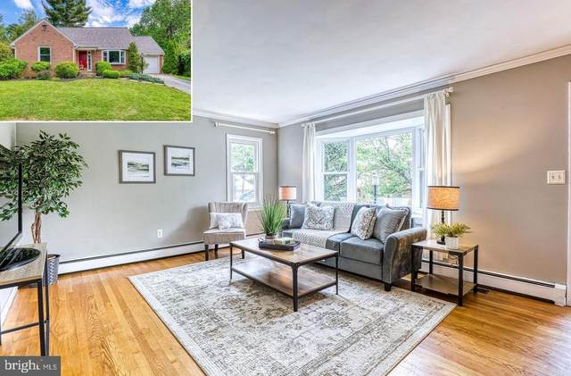 4 Quintal Drive, WESTMINSTER, MD 21157 (#MDCR205270) :: ExecuHome Realty