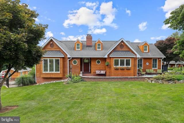10087 Vista Court, MYERSVILLE, MD 21773 (#MDFR283972) :: Jim Bass Group of Real Estate Teams, LLC