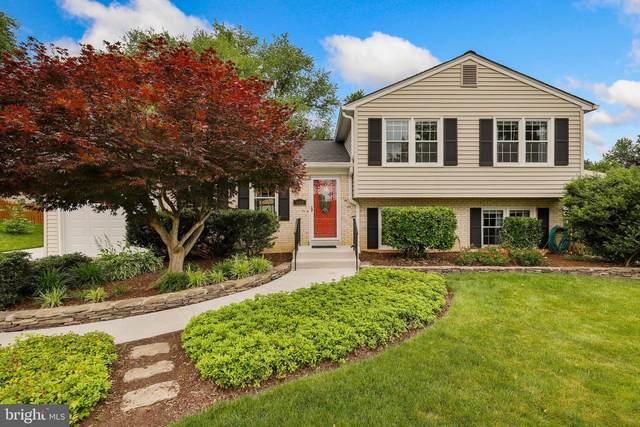 402 Dodd Drive NW, LEESBURG, VA 20176 (#VALO441076) :: The Riffle Group of Keller Williams Select Realtors