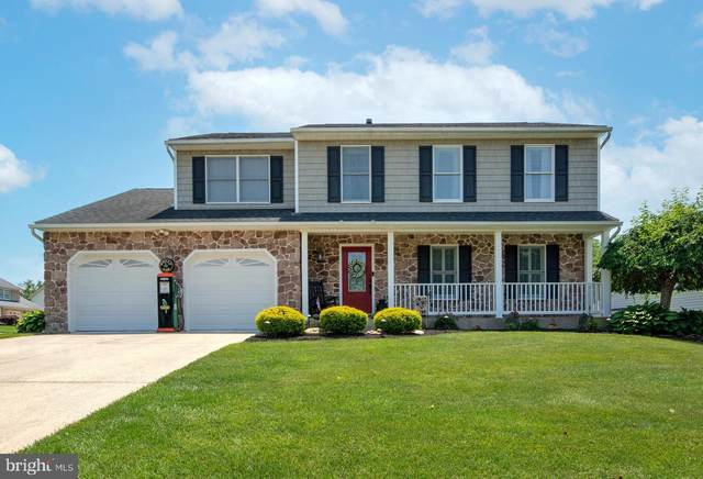 907 Delray Drive, FOREST HILL, MD 21050 (#MDHR261070) :: Lee Tessier Team