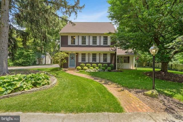 227 Fairview Avenue, MOORESTOWN, NJ 08057 (#NJBL399678) :: McClain-Williamson Realty, LLC.