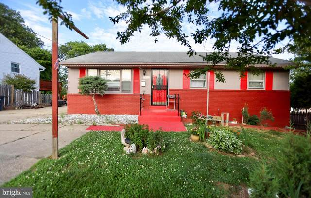 7203 Riggs Road, HYATTSVILLE, MD 20783 (#MDPG609510) :: The Riffle Group of Keller Williams Select Realtors