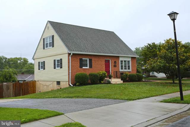 6015 Burnt Oak Road, BALTIMORE, MD 21228 (#MDBC532060) :: Corner House Realty