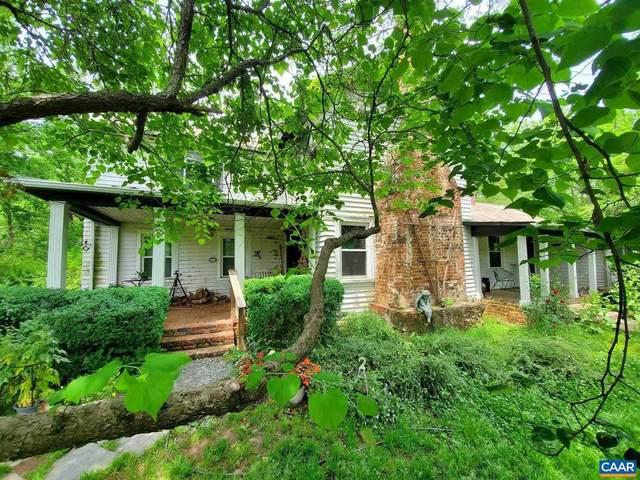 6037 Andersonville Road, DILLWYN, VA 23936 (#618469) :: The Schiff Home Team