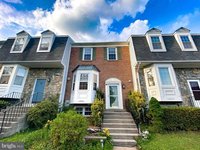 13934 Antonia Ford Court, CENTREVILLE, VA 20121 (#VAFX1207828) :: Sunrise Home Sales Team of Mackintosh Inc Realtors