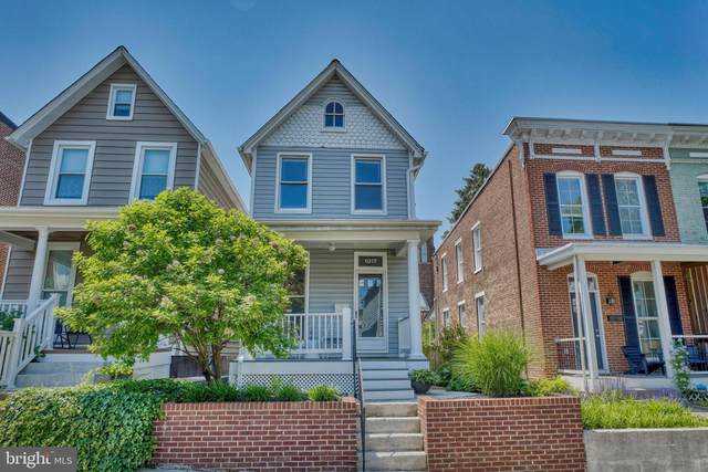 1017 Union Avenue, BALTIMORE, MD 21211 (#MDBA554462) :: The Dailey Group