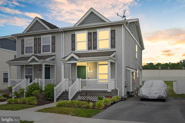 409 Gandy Dancer Court, HAGERSTOWN, MD 21740 (#MDWA180376) :: The Mike Coleman Team
