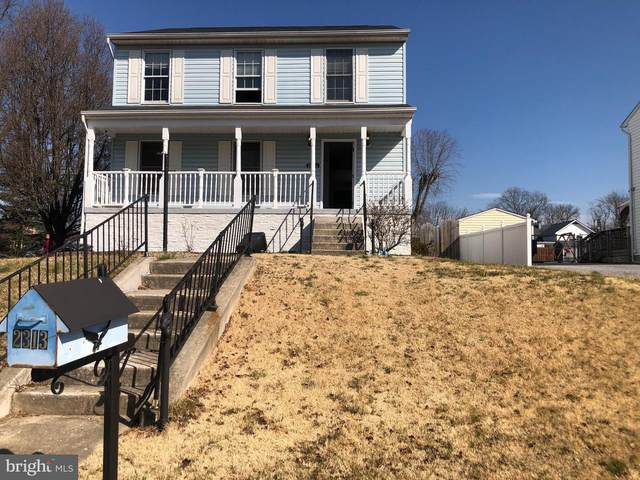 2313 Maple Road, BALTIMORE, MD 21219 (#MDBC532094) :: The Licata Group / EXP Realty